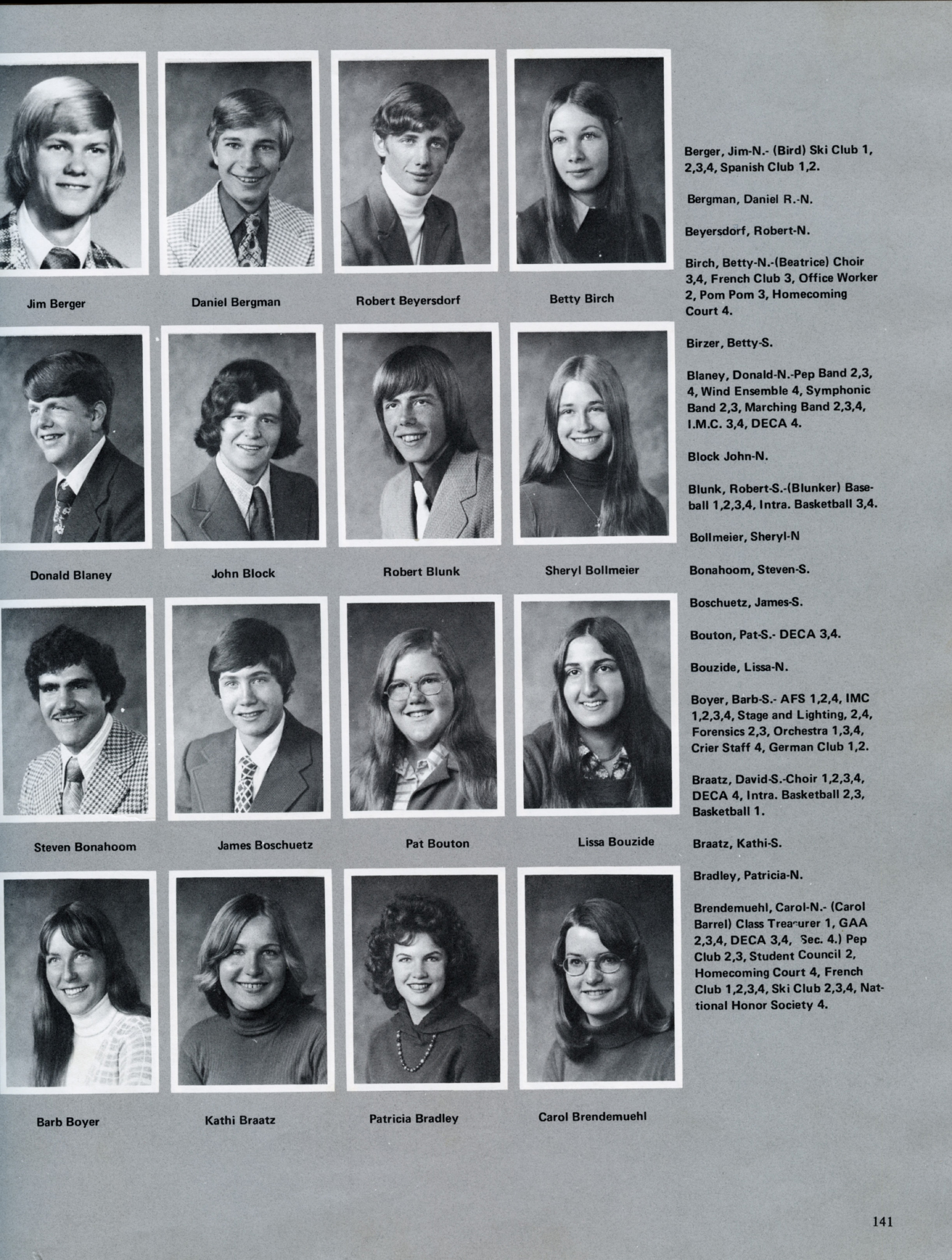 OHS Reflections 1975 141