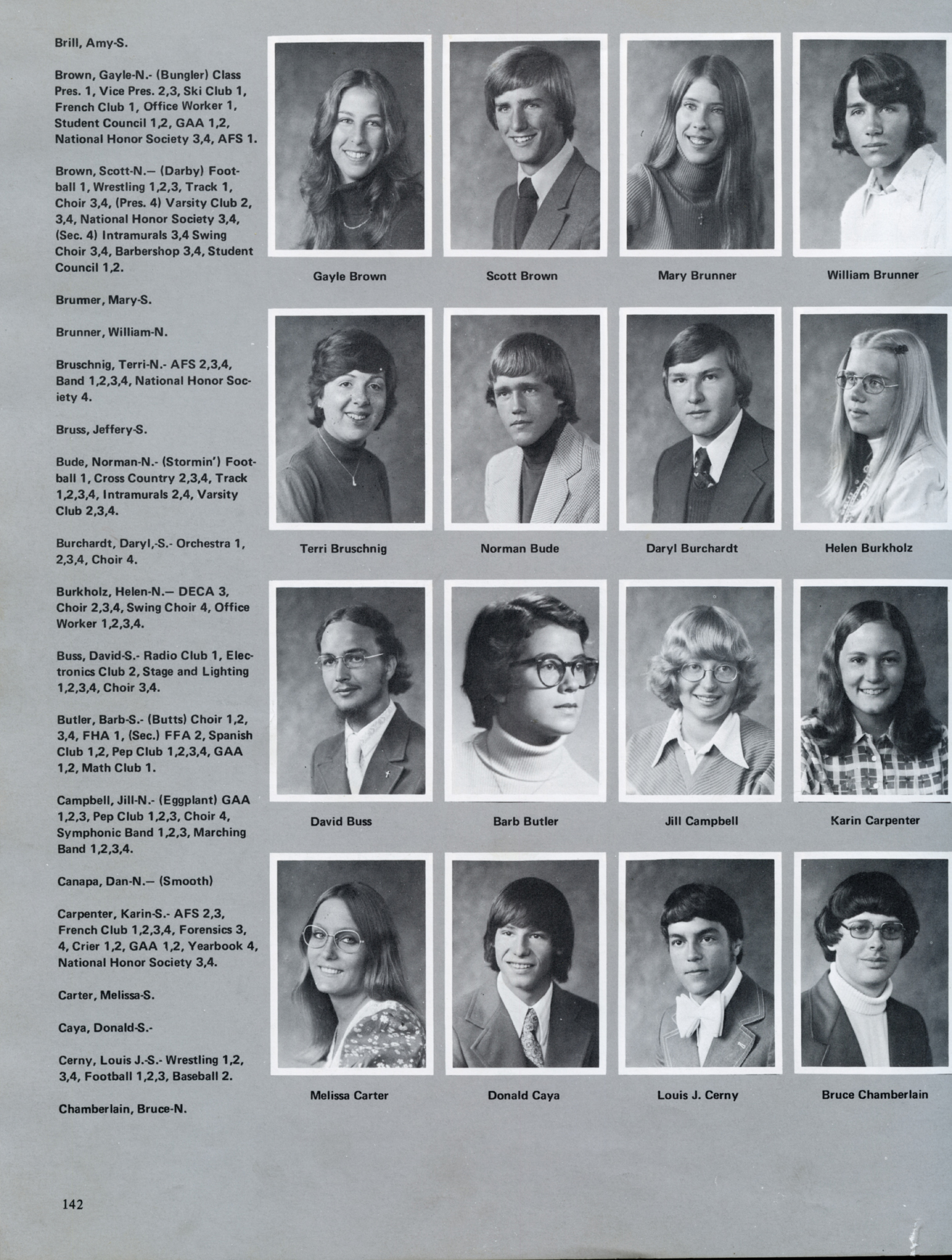 OHS Reflections 1975 142