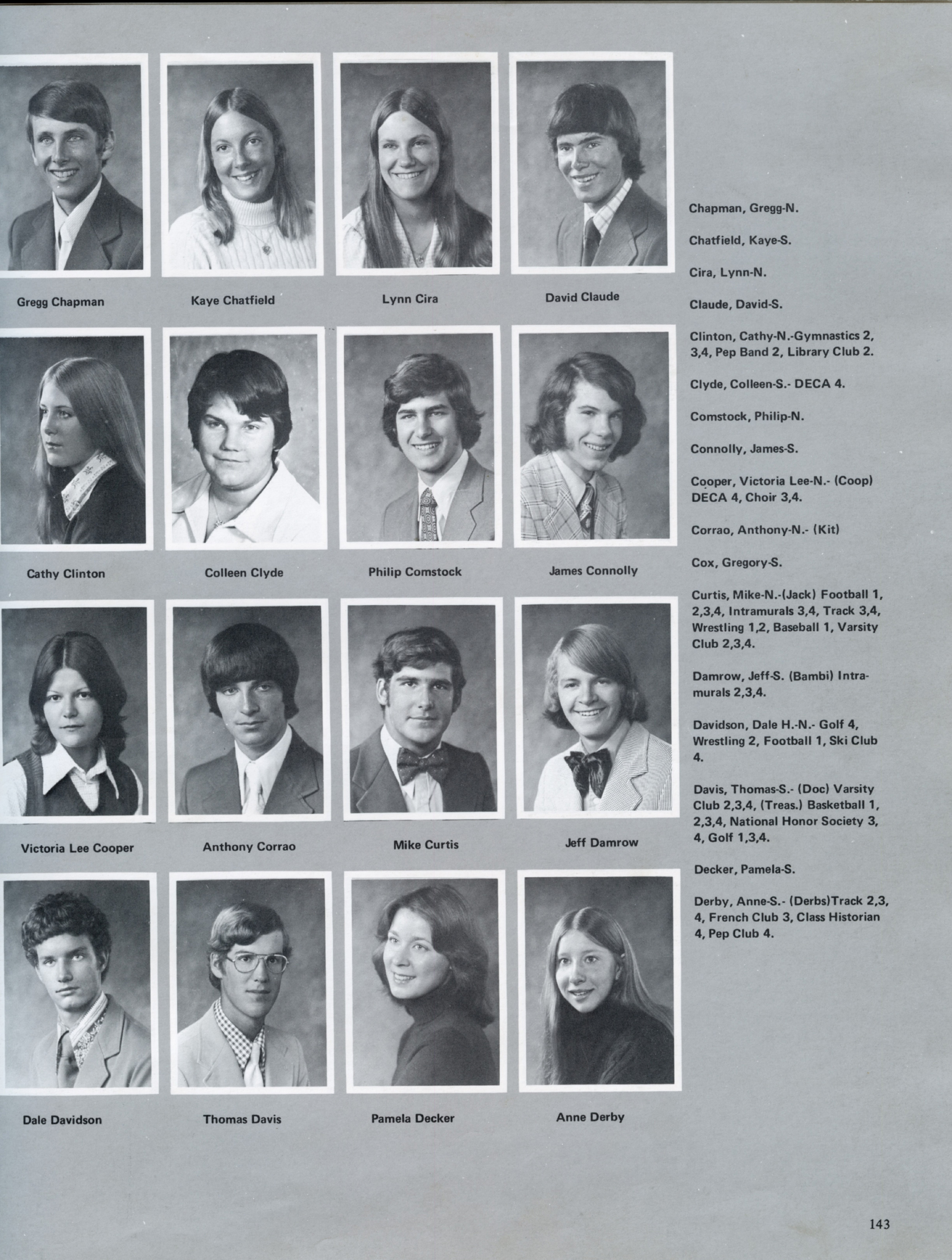 OHS Reflections 1975 143