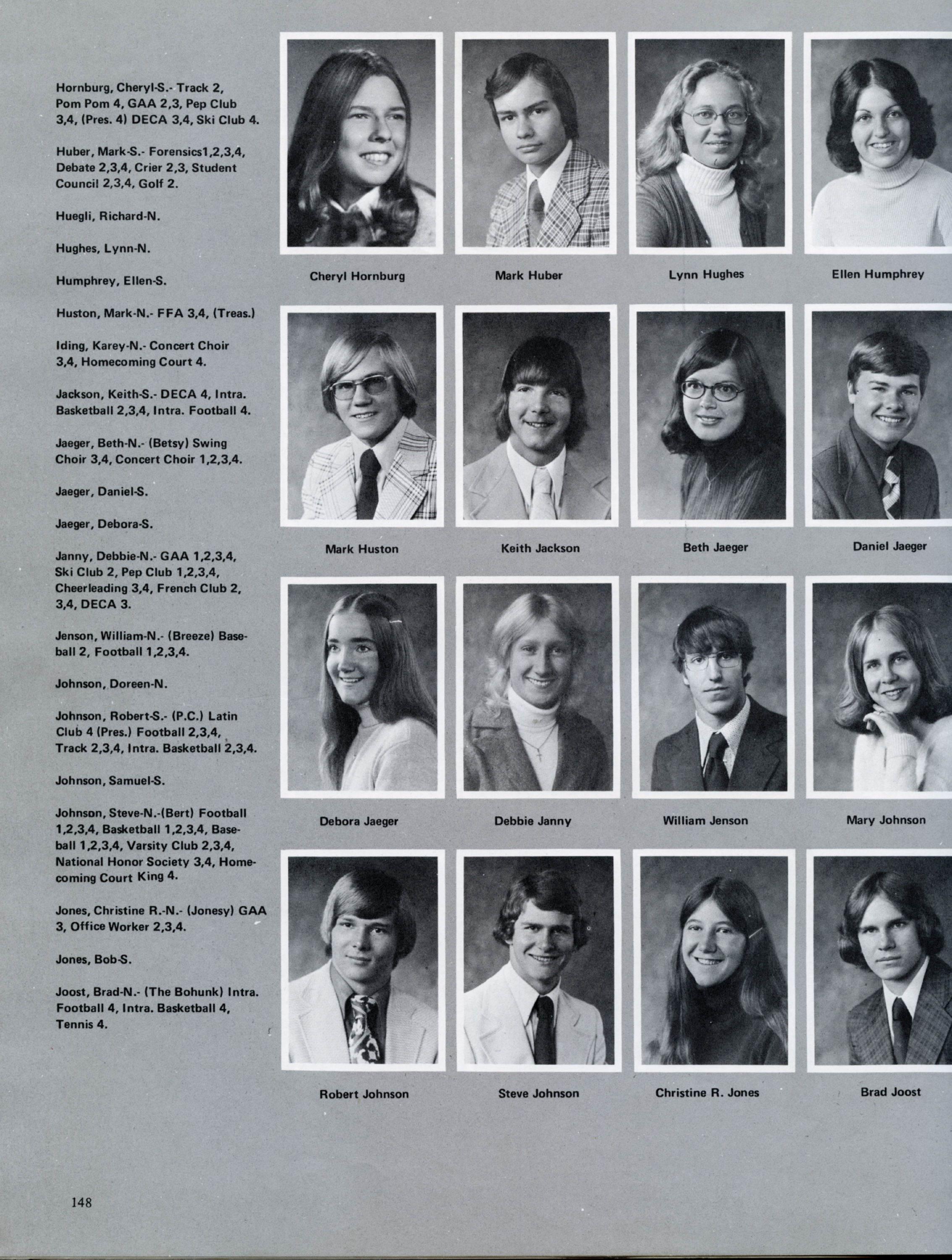 OHS Reflections 1975 146
