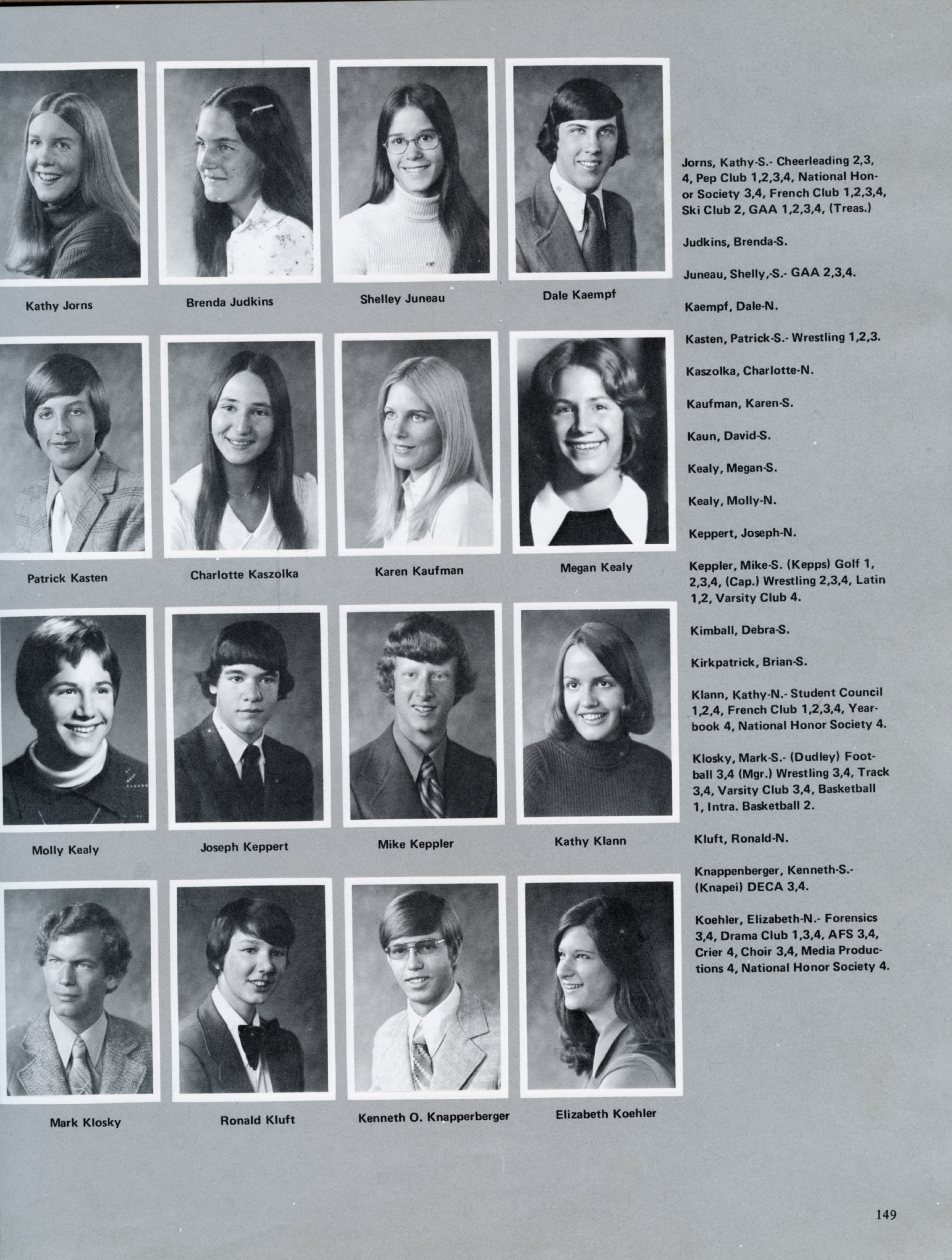 OHS Reflections 1975 147