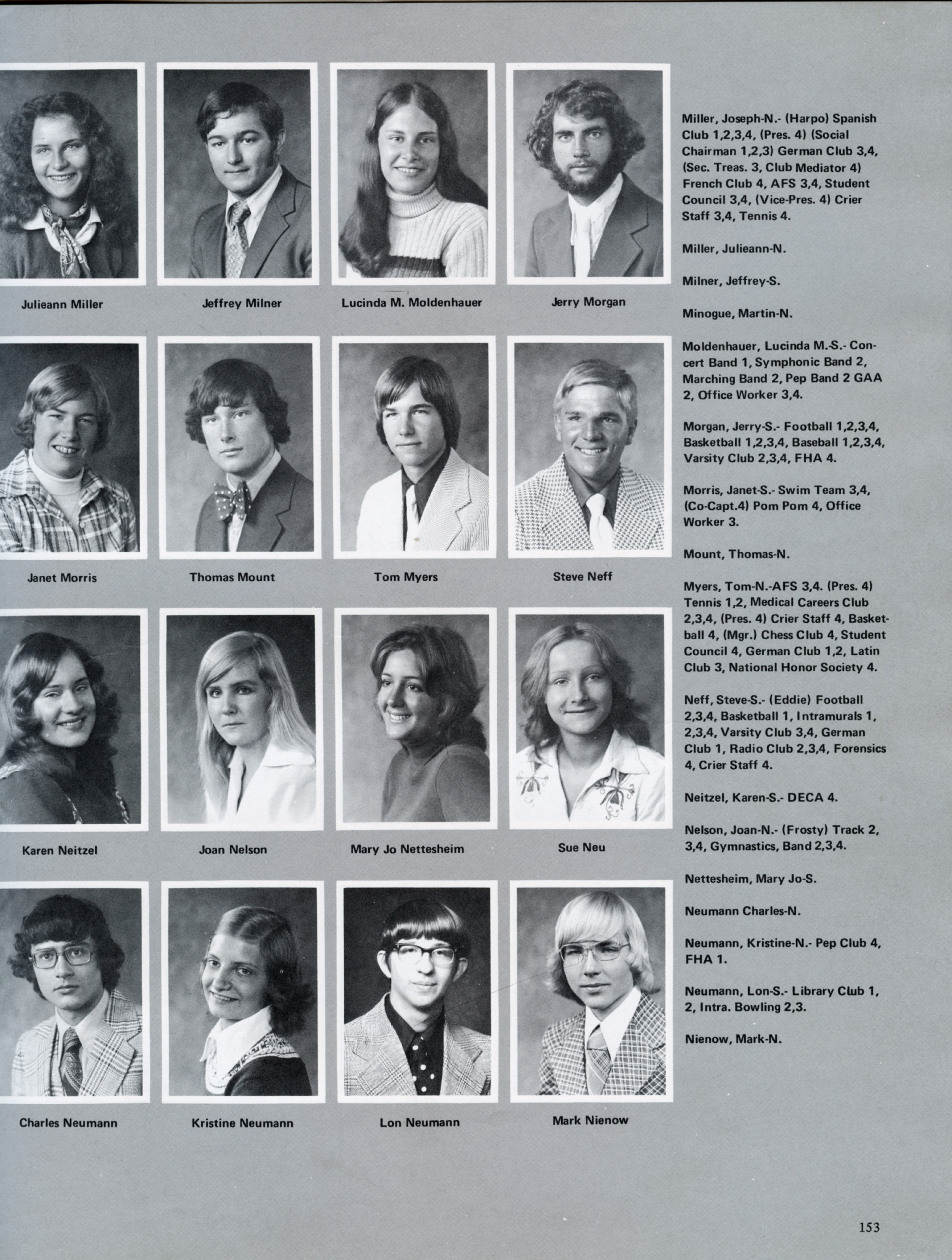 OHS Reflections 1975 151