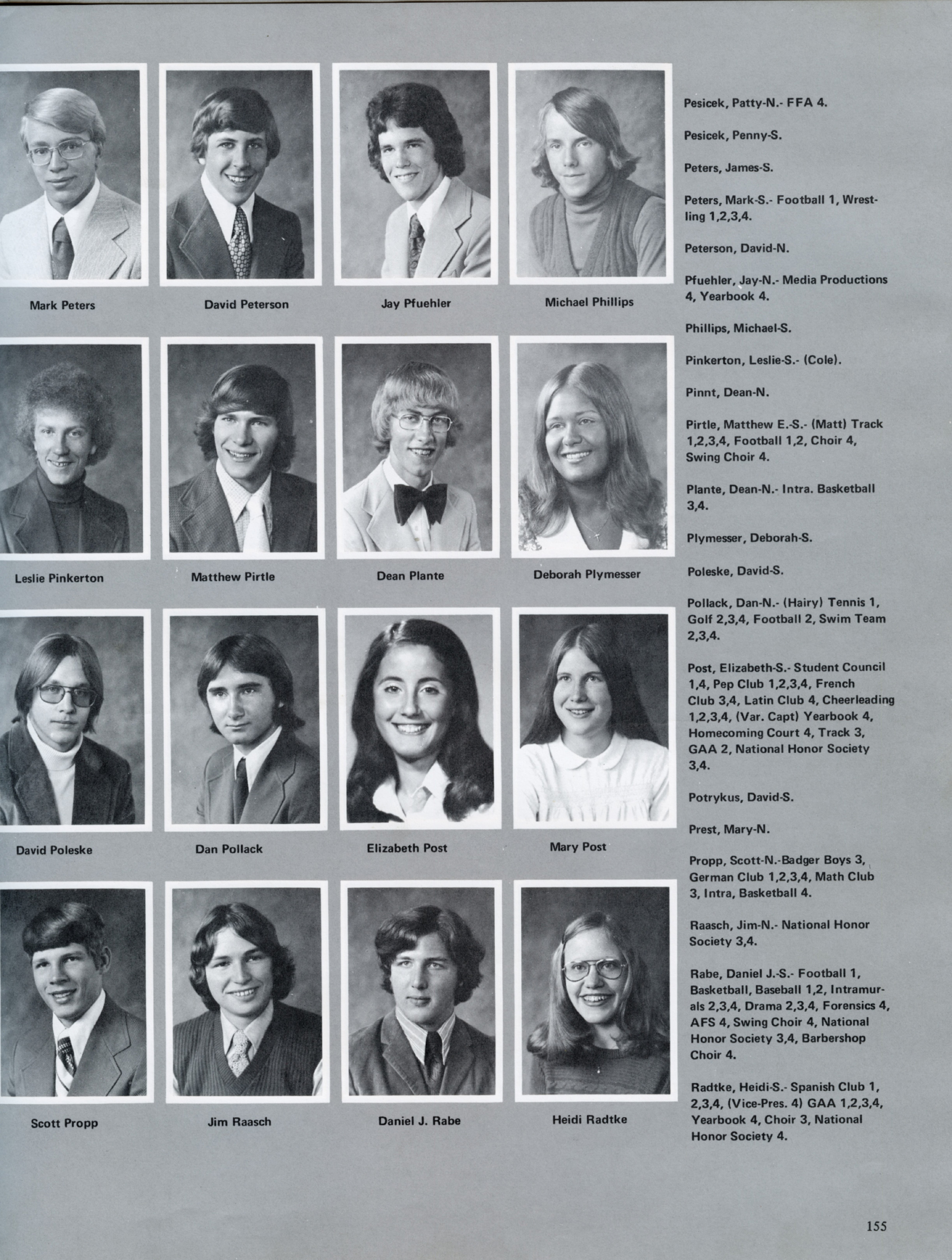 OHS Reflections 1975 153