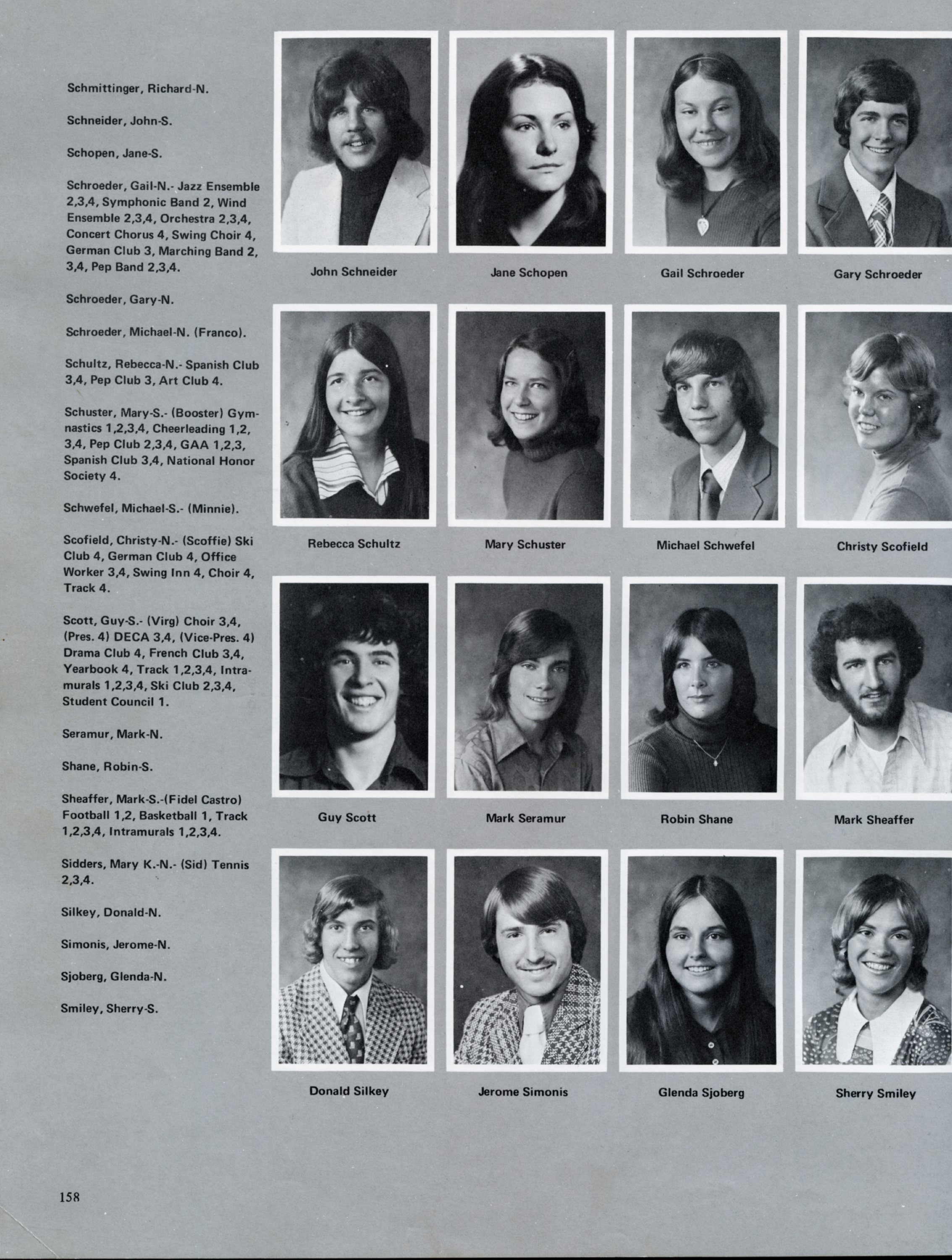 OHS Reflections 1975 156