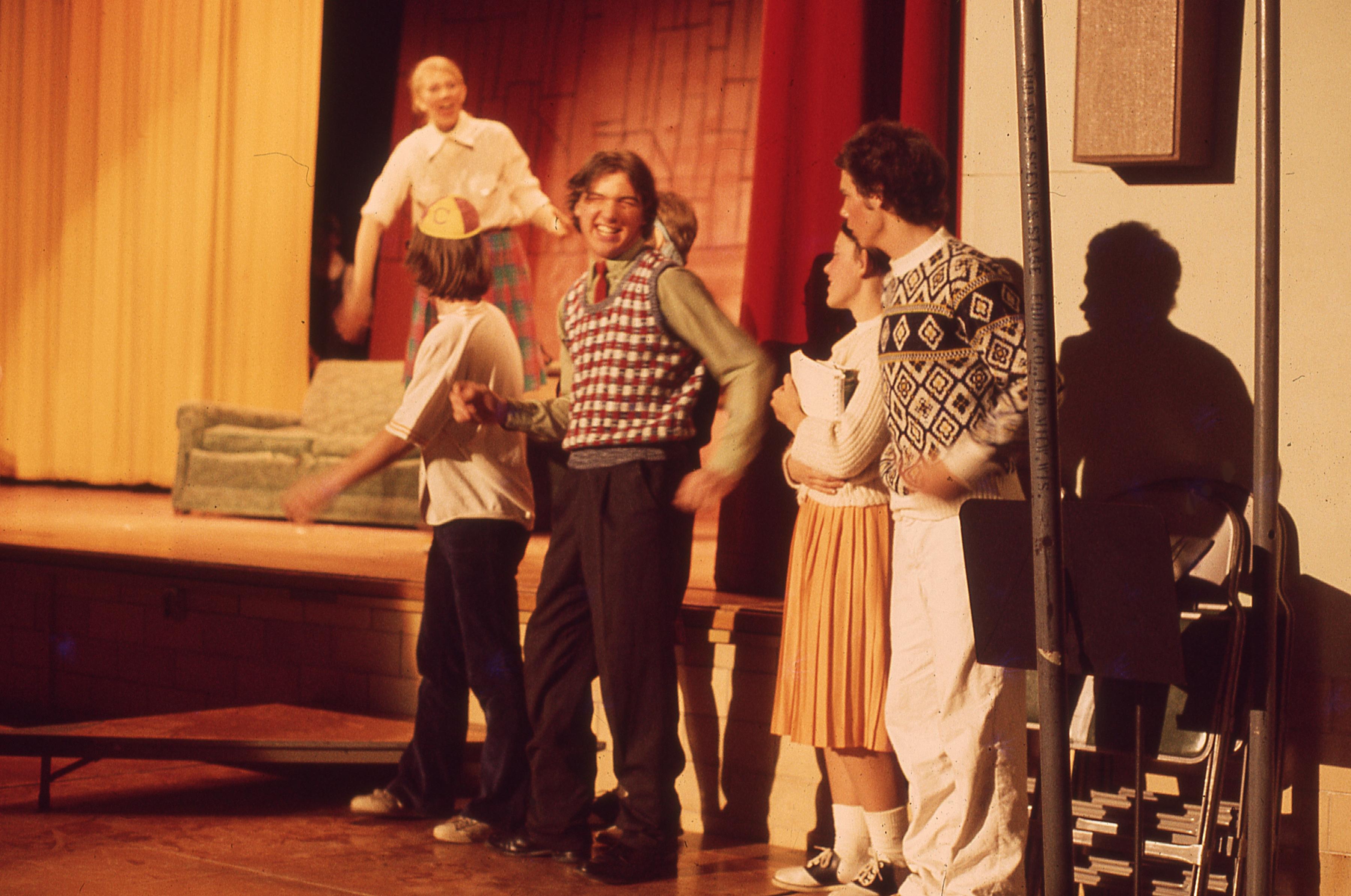 Scholar Show 1975 bobbysocks